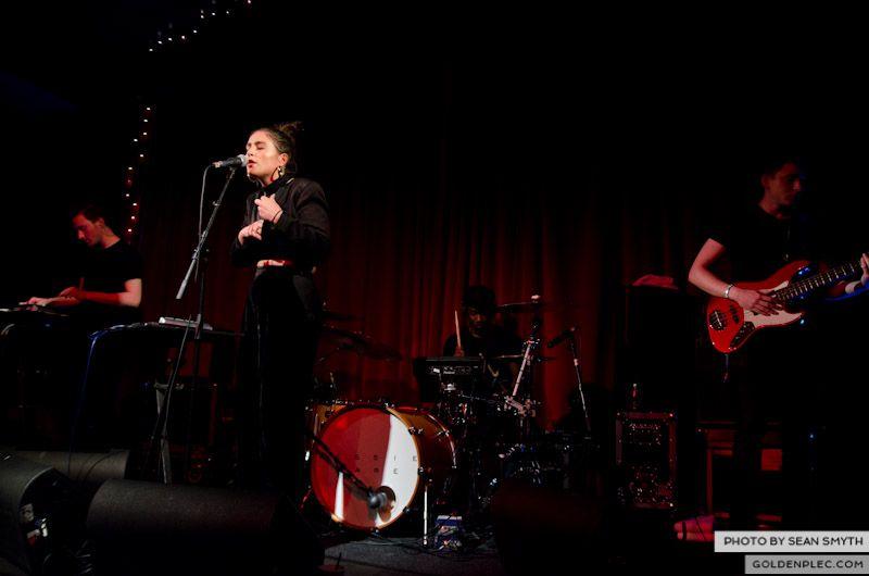 Jessie Ware @ The Sugar Club (5-11-12) by Sean Smyth-15