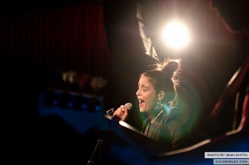 Jessie Ware @ The Sugar Club (5-11-12) by Sean Smyth-17