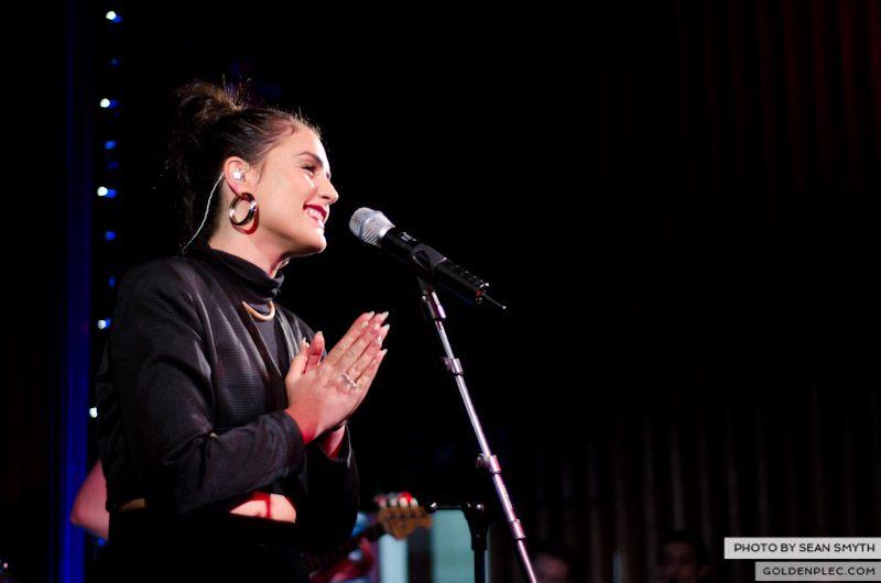 Jessie Ware @ The Sugar Club (5-11-12) by Sean Smyth-8