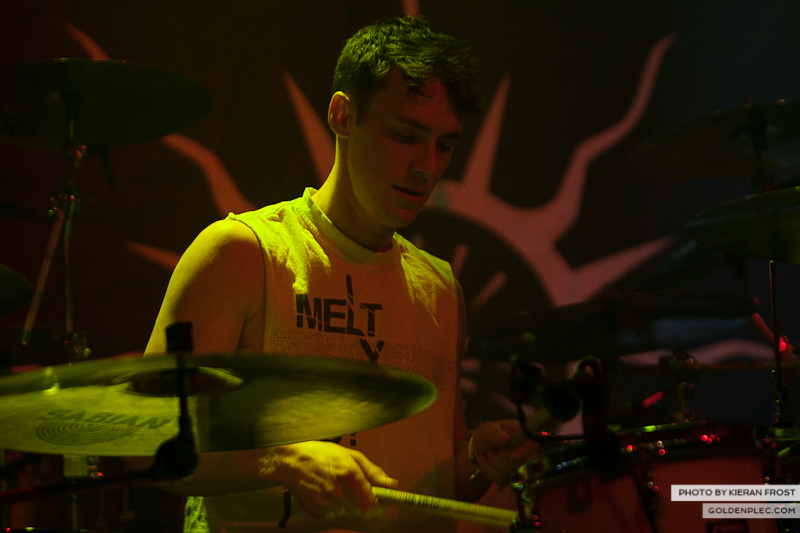 Meltybrains? at Vicar Street by Kieran Frost