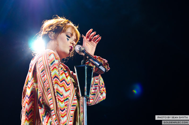 Florence + the Machine @ The o2-12