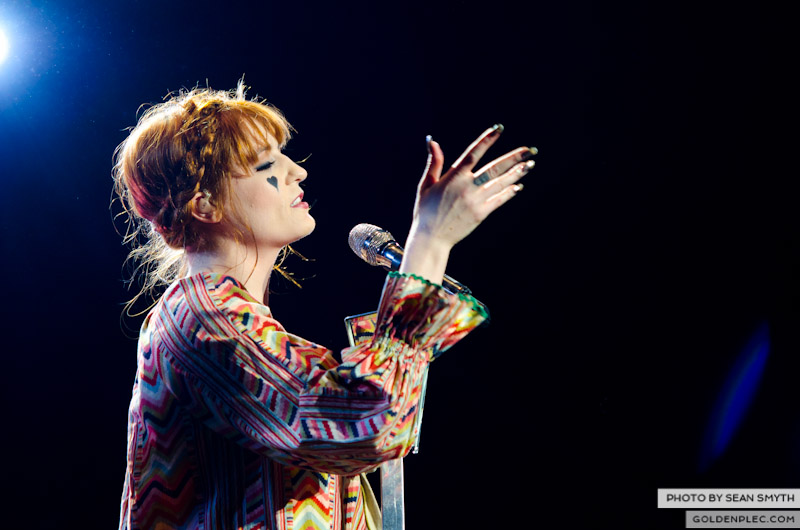 Florence + the Machine @ The o2-21