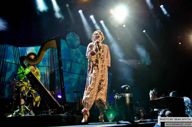 Florence + the Machine @ The o2-30