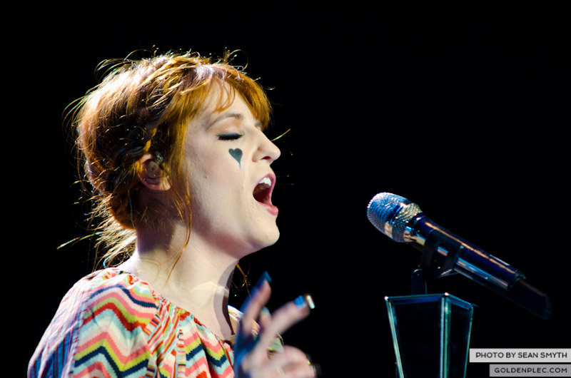 Florence + the Machine @ The o2-4