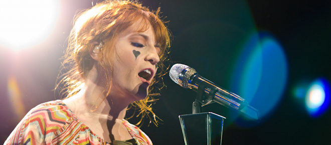 Florence and The Machine The O2 Dublin Feature