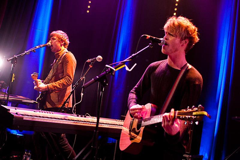 Kodaline @ The Button Factory – Abe Tarrush (6)