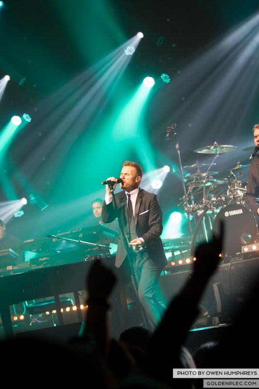Gary Barlow @ The Olympia on 7-1-13 (6)