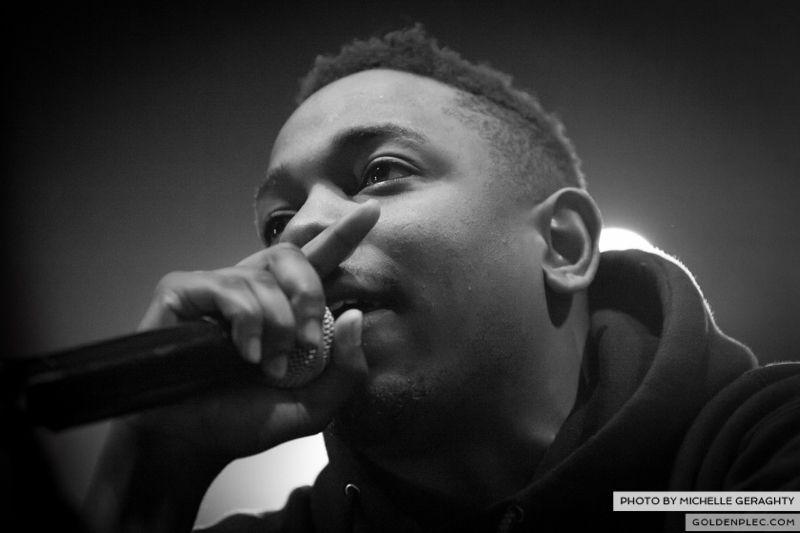 Kendrick Lamar at Vicar St 2013-6800