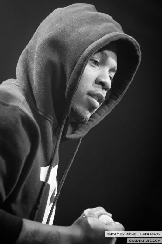 Kendrick Lamar at Vicar St 2013-6821