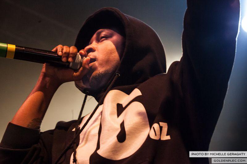 Kendrick Lamar at Vicar St 2013-6973