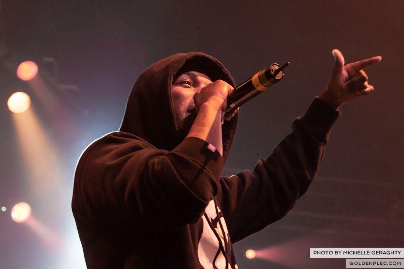 Kendrick Lamar at Vicar St 2013-6980