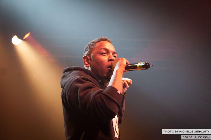 Kendrick Lamar at Vicar St 2013-7004