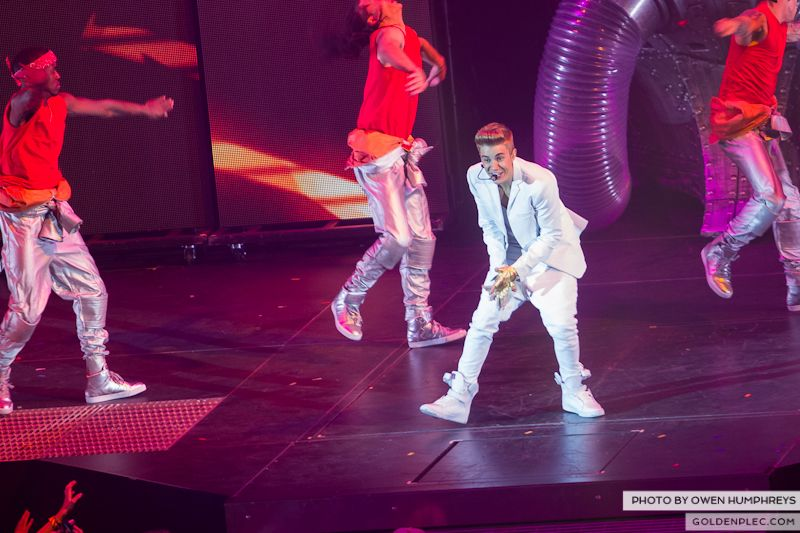Justin Bieber @ The o2 on 17-2-13 (13)