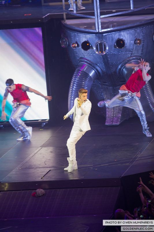 Justin Bieber @ The o2 on 17-2-13 (15)