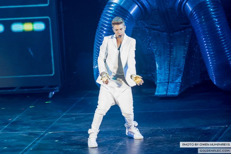 Justin Bieber @ The o2 on 17-2-13 (16)