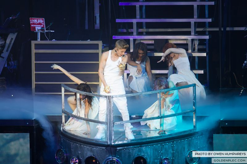 Justin Bieber @ The o2 on 17-2-13 (22)