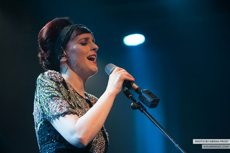 Julie Feeney at The Meteor Choice Music Prize