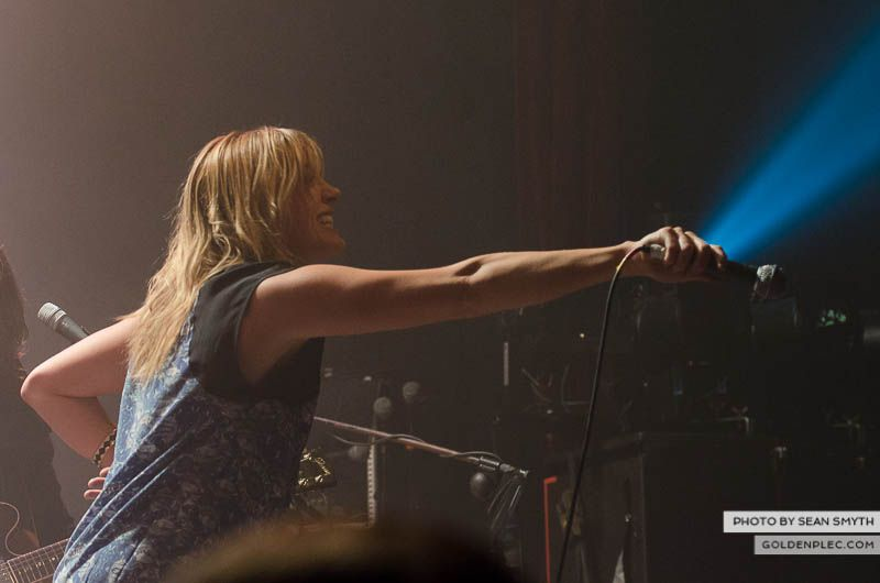 Grace Potter and the Nocturnals @ The Button Factory by Sean Smyth (18-3-13)-9
