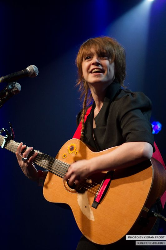 Wallis Bird at The Meteor Choice Music Prize