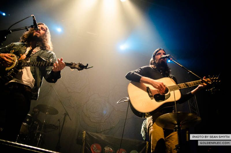 The Avett Brothers @ The Button Factory by Sean Smyth (18-3-13)-6