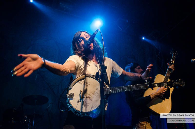 The Avett Brothers @ The Button Factory by Sean Smyth (18-3-13)-9