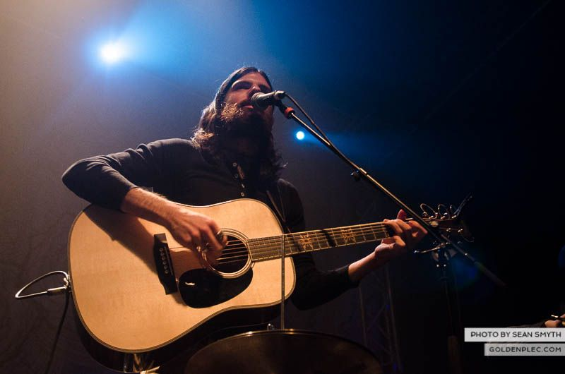 The Avett Brothers @ The Button Factory by Sean Smyth (18-3-13)