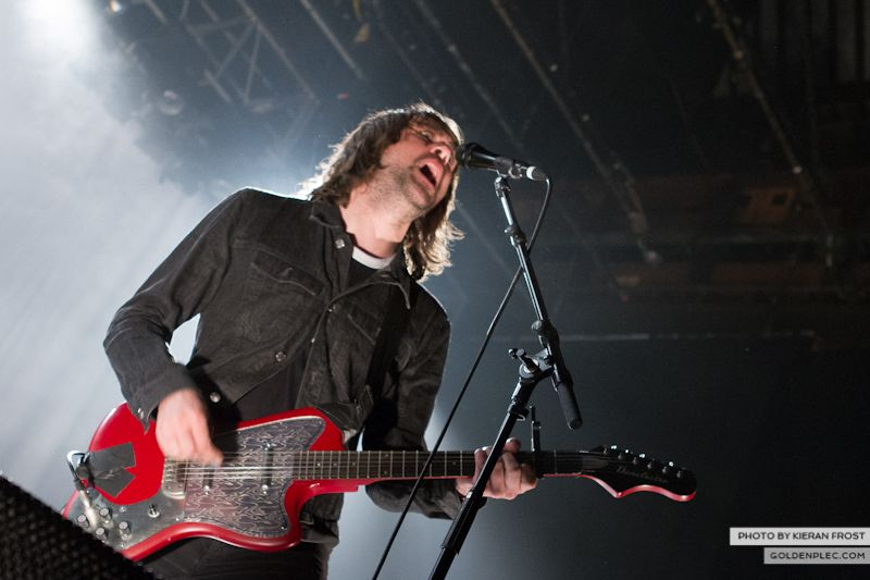 The Vaccines at The Olympia by Kieran Frost