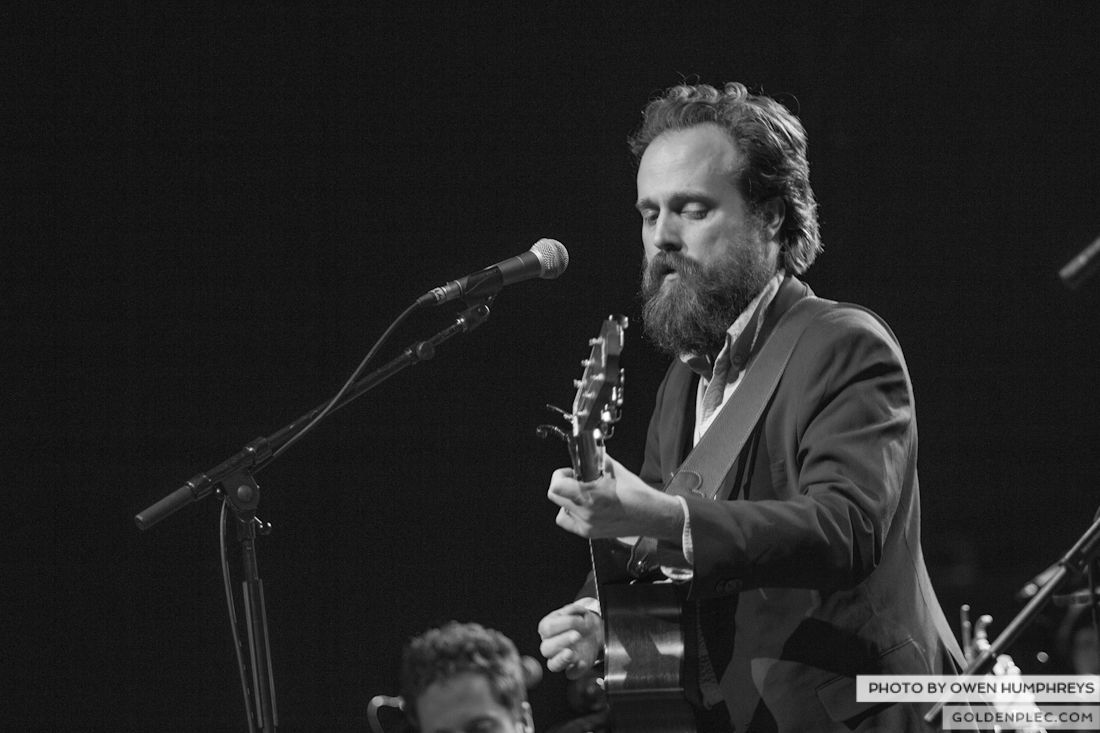 Iron and Wine @ The Olympia on 29-5-13 (10 of 12)