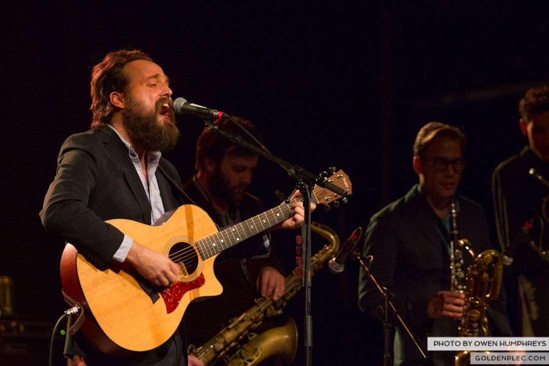 Iron and Wine @ The Olympia on 29-5-13 (12 of 12)