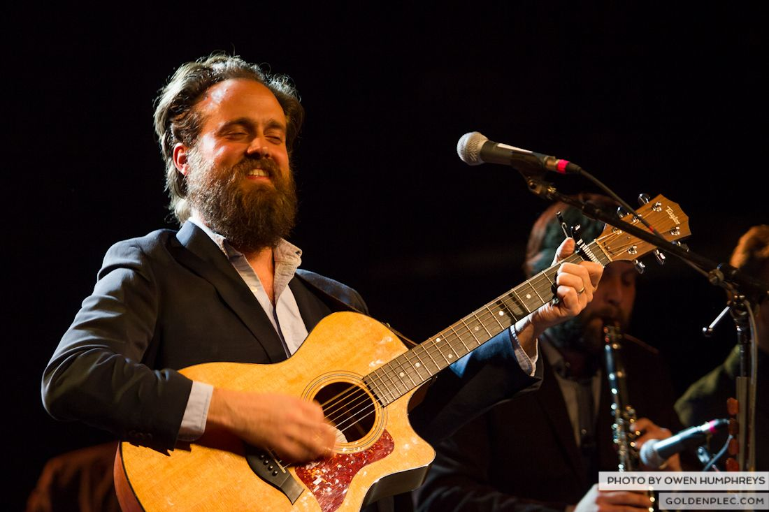Iron and Wine @ The Olympia on 29-5-13 (8 of 12)