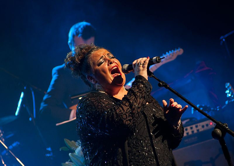 Mary Byrne @ The Olympia – Abe Tarrush (5)