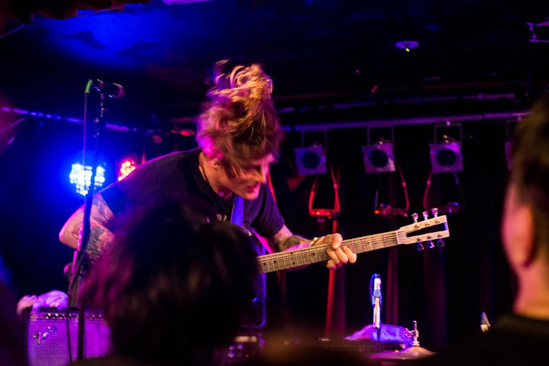 The Oh Sees at Whelans on 4th May 13. Aisling Finn. (4 of 16)