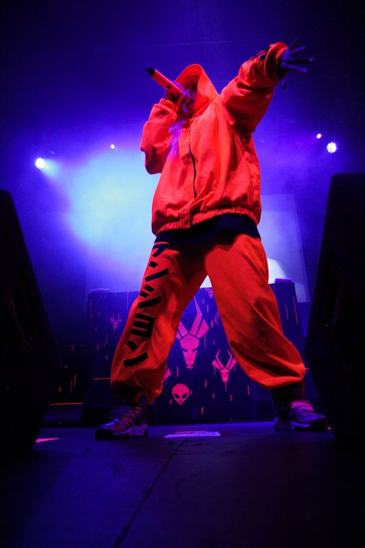 Die Antwoord in the Olympia on 20_06_2013 by Yan Bourke_03