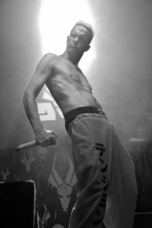 Die Antwoord in the Olympia on 20_06_2013 by Yan Bourke_32
