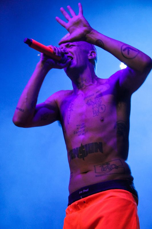 Die Antwoord in the Olympia on 20_06_2013 by Yan Bourke_37