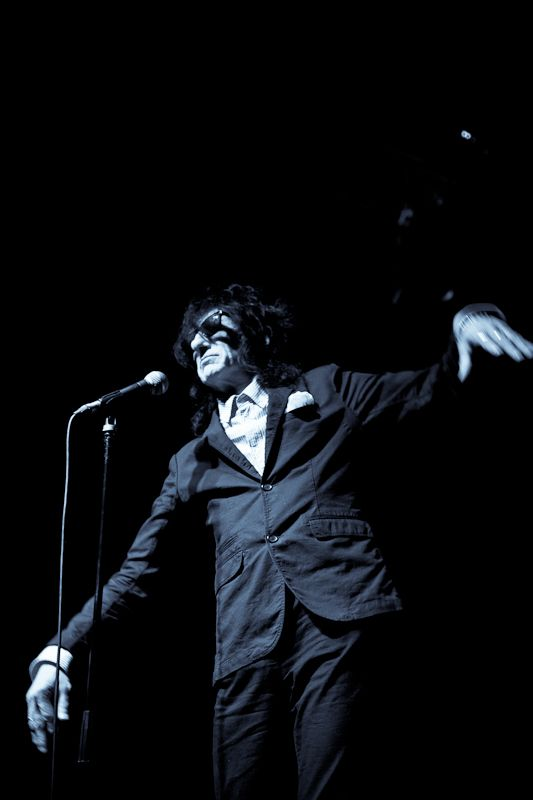 JohnCooper Clarke at The Button Factory on 14 June 2013 (10)