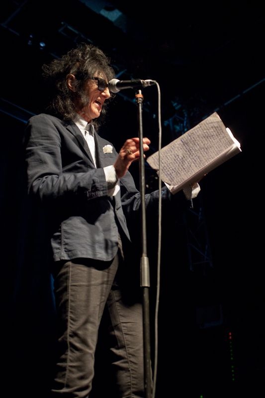 JohnCooper Clarke at The Button Factory on 14 June 2013 (13)