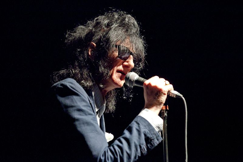 John Cooper Clarke at The Button Factory on 14 June 2013