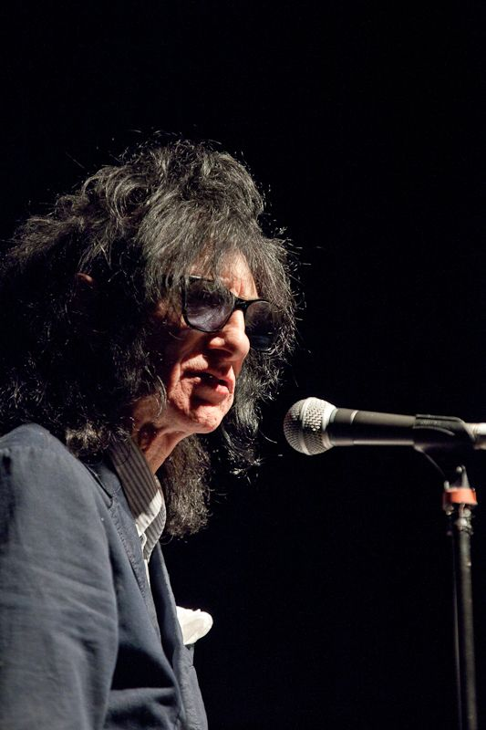 JohnCooper Clarke at The Button Factory on 14 June 2013 (27)