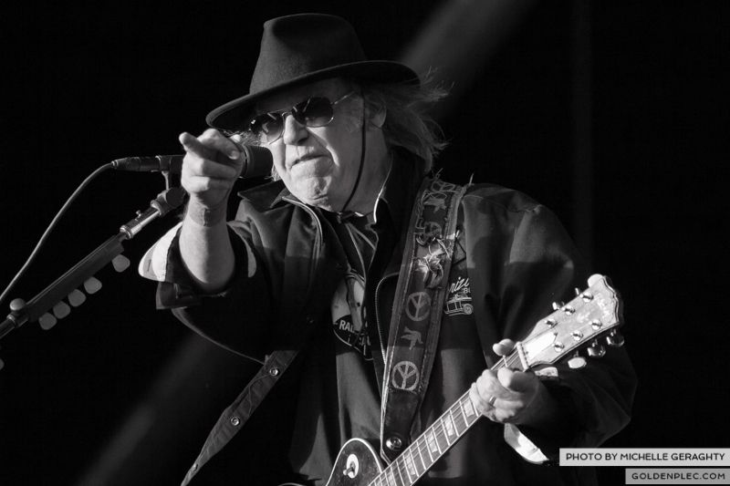 Neil Young at the RDS_June 2013_1122
