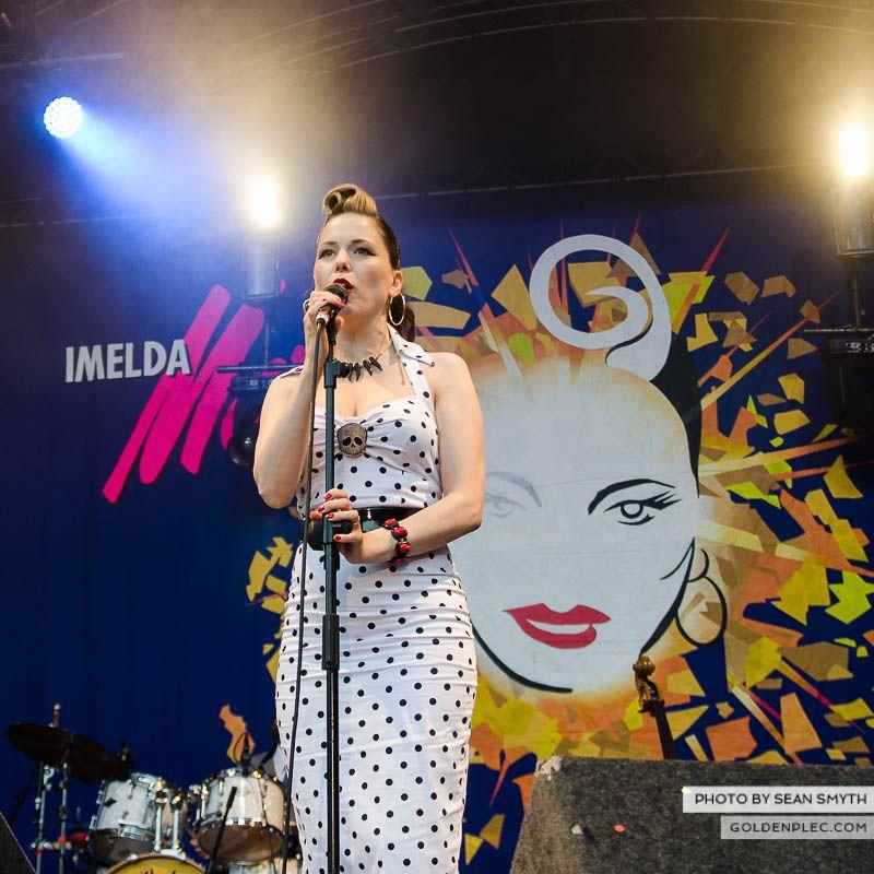 Imelda May @ Groove Festival by Sean Smyth (7-7-13)