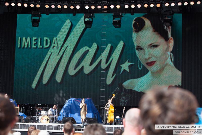 Imelda May at Nolan Park KK_July 2013-1067