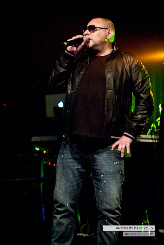 Happy Mondays at Leopardstown Racecourse on 15 August 2013 (14)
