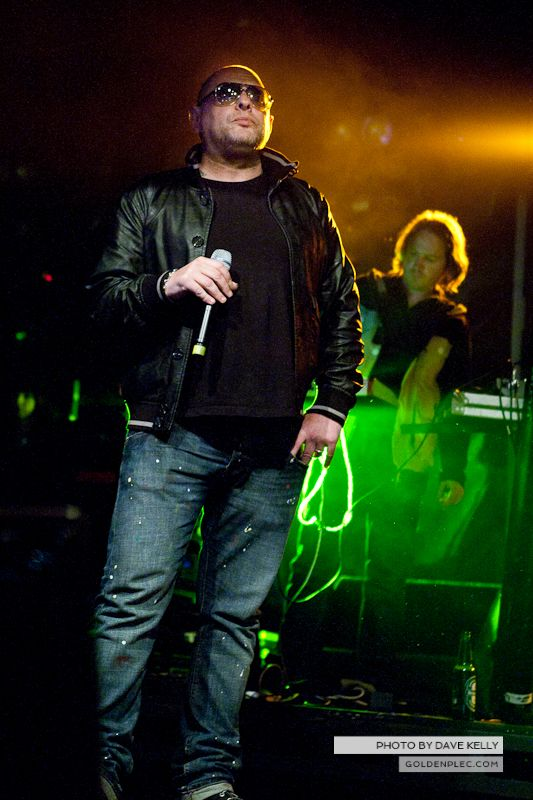 Happy Mondays at Leopardstown Racecourse on 15 August 2013 (15)