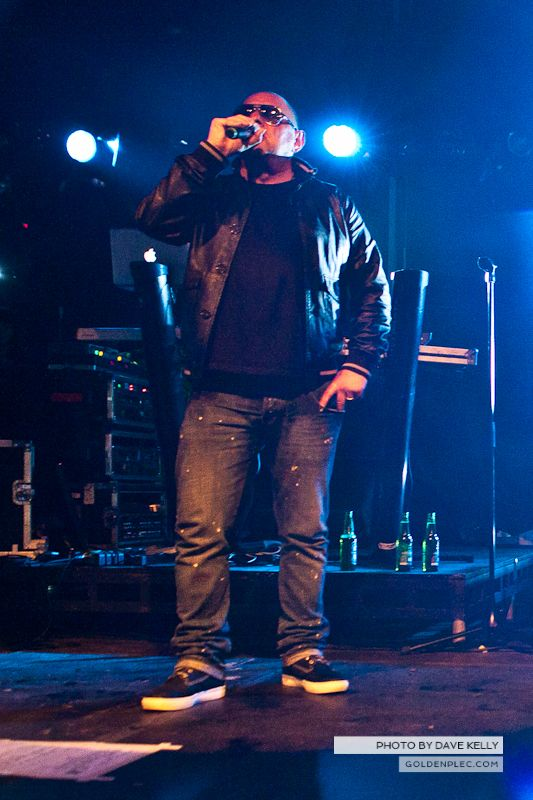 Happy Mondays at Leopardstown Racecourse on 15 August 2013 (20)
