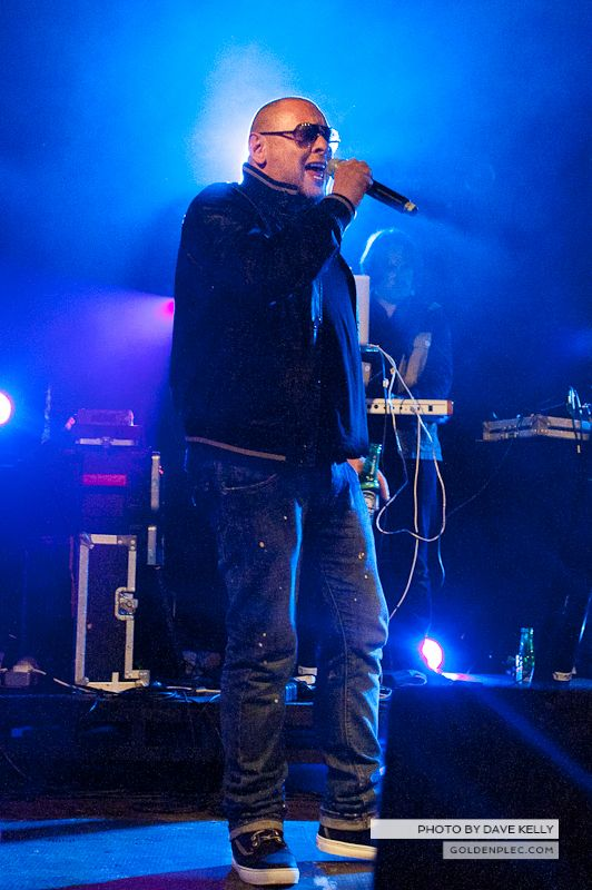 Happy Mondays at Leopardstown Racecourse on 15 August 2013 (31)