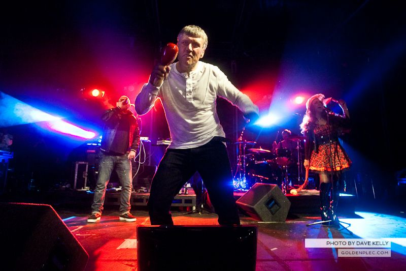 Happy Mondays at Leopardstown Racecourse on 15 August 2013 (5)