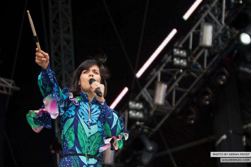 Bat for Lashes at The Royal Hospital Kilmainham