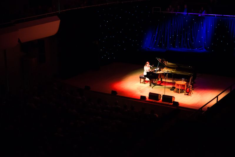 Iris Dement at NCH on 08-08-13 (12)
