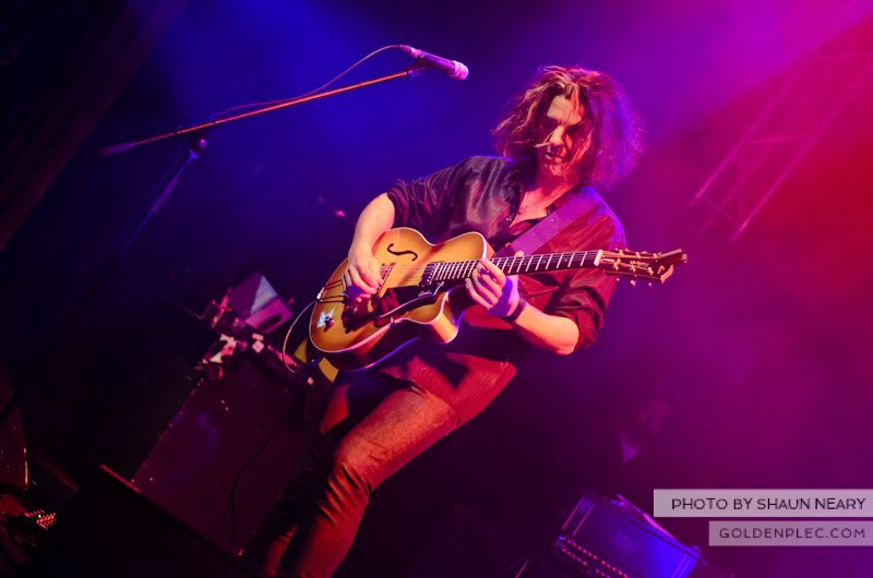 Alex Skolnick Trio at The Button Factory on September 24th 2013-01
